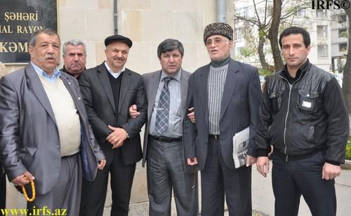 Nureddin Abbasoğlu, Elxan Allahverdiyev, Əvəz Zeynallı, Rahim Qazıyev, Şahin Ağabəyli