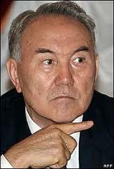 Nazarbayev prezident İlham Əliyevə zəng edib