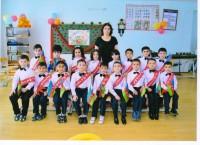 Uşaqlar Əlifba bayramında