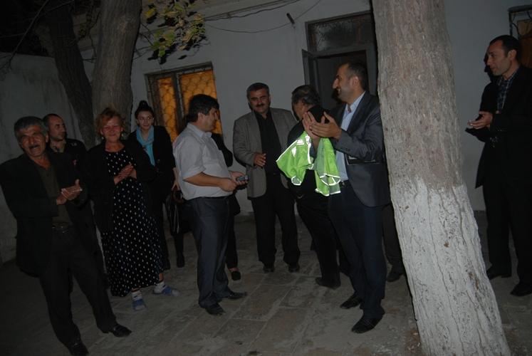"""Ramiz Mehdiyev """"Xural""""ın əmlakını talan etdi"""