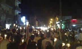 Suriya hakimiyyəti Homsda hərbi əməliyyatları davam etdirir