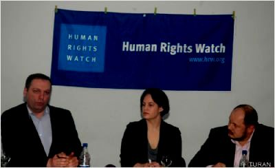 Human Rights Watch Azərbaycanda əmlak hüquqlarının kütləvi şəkildə pozulmasına son qoyulmasını tələb edir