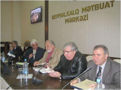 Azərbaycan ziyalilar forumunun bəyanati