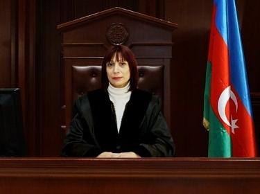 Hakim Miminat Hacıbəyova Əvəz Zeynallının öz hüquqlarını müdafiə etməsinin qarşısını aldı