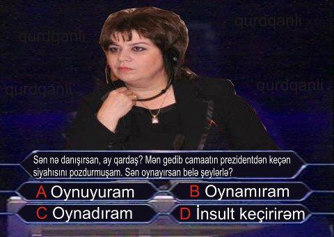 """Gülər Əhmədova """"deputat mandatı""""ndan imtina etdirildi"""