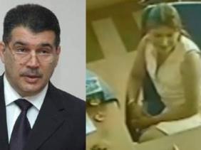 Elşad Abdullayev Rövşanənin videosunu yaydı - Video