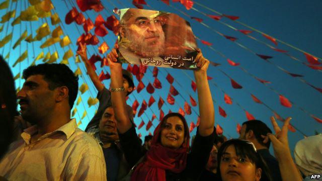 «Hassan Rohani rejimin yetişdirdiyi bir kadrdır»