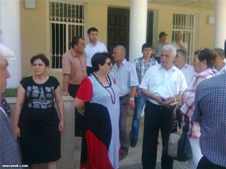 Yadigar Sadıqov iki ay müddətinə həbs edildi
