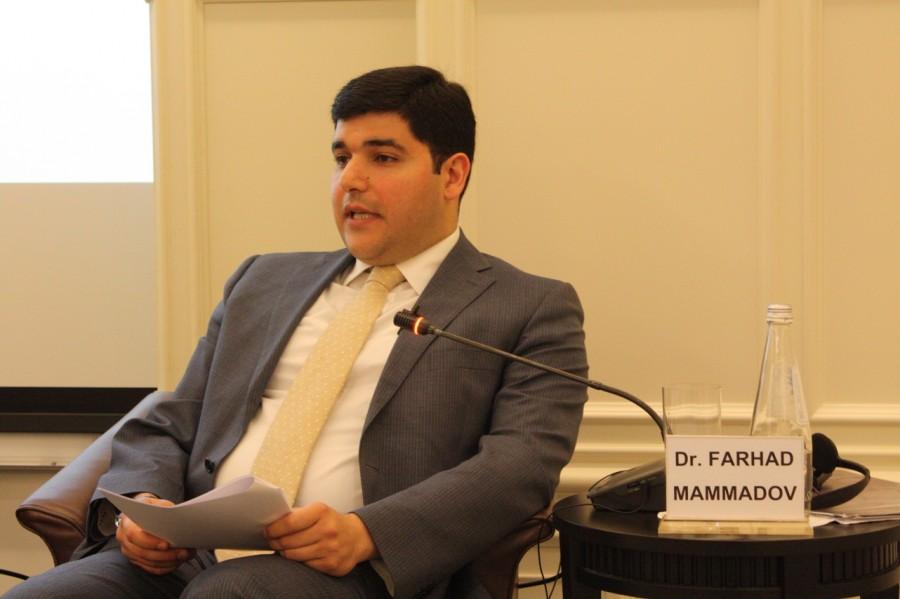 """Fərhad Məmmədov: """"...Onlar antiazərbaycan fəaliyyəti ilə məşğul olurlar"""""""