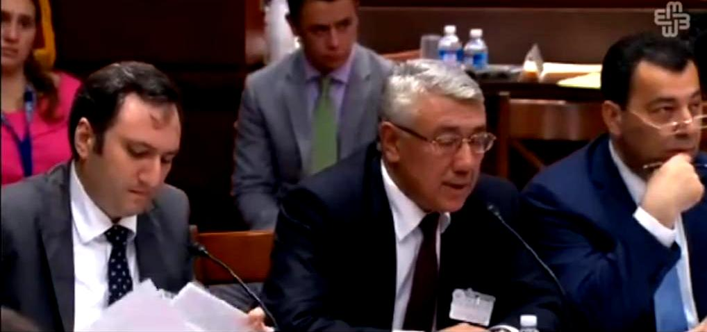 ABŞ Konqresinin Helsinki Komissiyasında Azərbaycanla bağlı dinləmələr -VİDEO