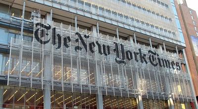 The New York Times qəzeti səhvini düzəltdi