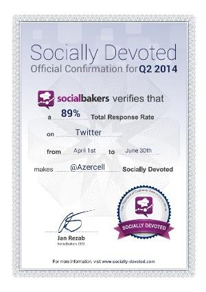 Azercell Twitter