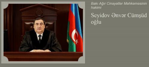 hakim Ənvər Seyidov