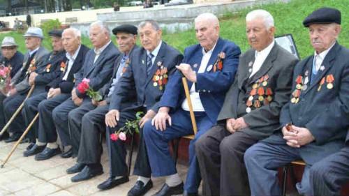müharibə veteranı