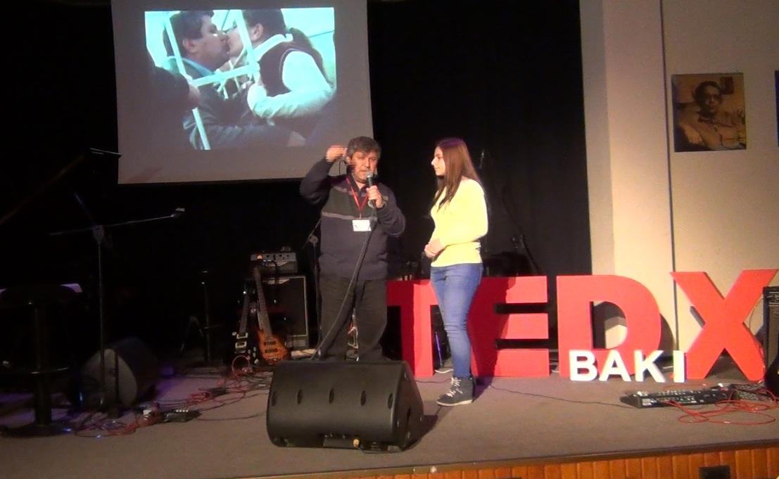 """Fikir platformu - """"TEDxBakı"""""""