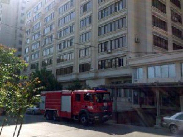 Bakıda üzlük vurulan binaların mühafizəsi gücləndirildi
