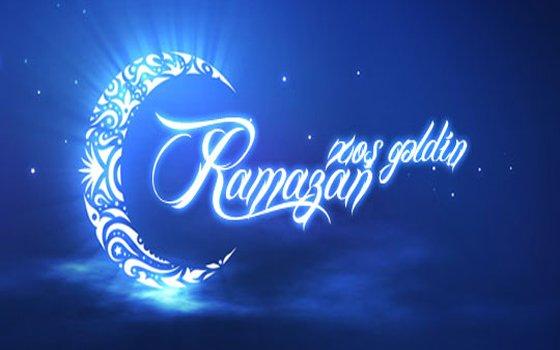 Ramazan ayı ilə bağlı rəsmi açıqlama