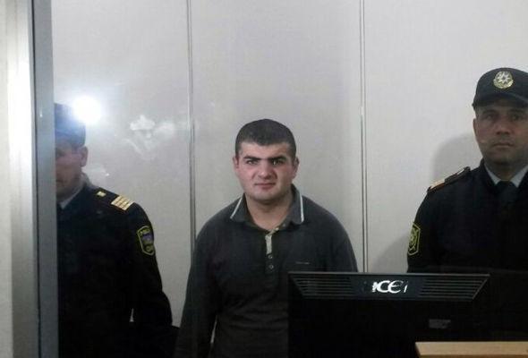 Ağdamda tutulan erməni kəşfiyyatçısına iş istənildi