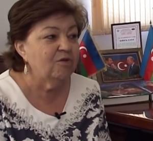Kürdəxanı Bələdiyyəsinin sədri Həqiqət Zeynalova