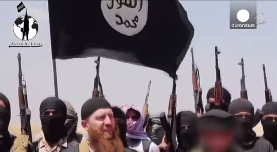 """""""İŞİD"""" ə ağır itki -121 terrorçu məhv edildi + VİDEO"""