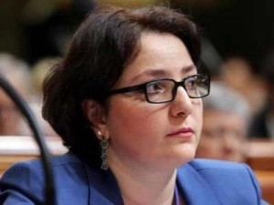 müdafiə naziri Tina Xidaşeli