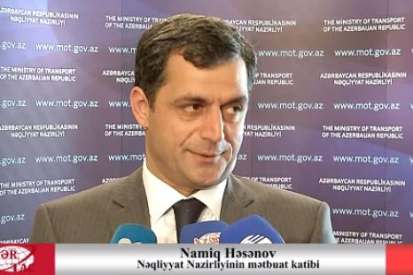"""Namiq Həsənov: """"İştirakçılar üçün ödənişsiz """"ekspres"""" avtobuslar xidmət edəcək..."""""""
