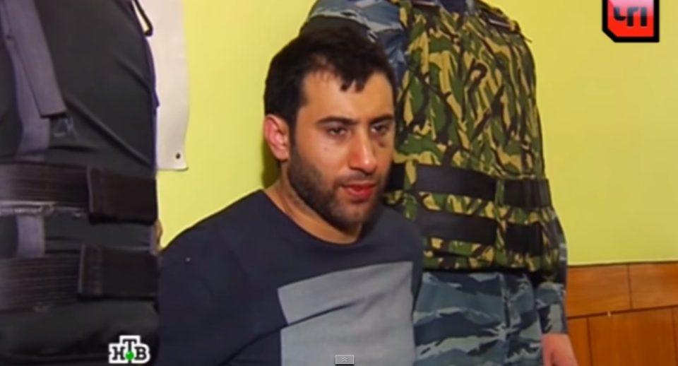 Moskvada polis əməkdaşının qətlində ittiham olunan Nemət Rəşidov həbs edilib - 2 VİDEO