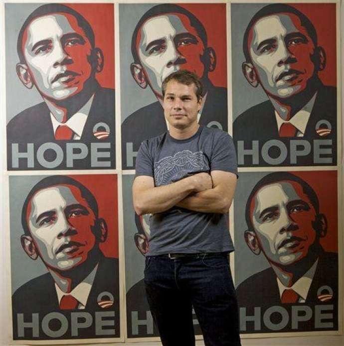 """Obamanın aldatdığı küçə rəssamı: """"Ona inanırdım"""""""