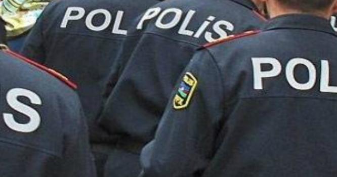 """""""Polis haqqında"""" qanuna dəyişiklik edildi"""