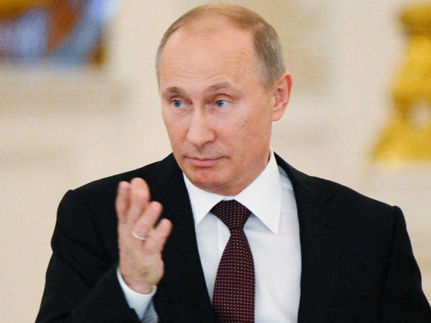 Putin rəsmi Kiyevə barmaq silkələdi: Bəsdir, Donbası iqtisadi blokadada saxladın!