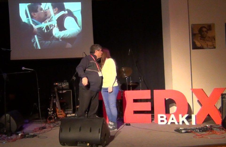 """Əvəz Zeynallı: """"Azadlığın əvəzi"""" TEDxBakı - Yaddaş"""