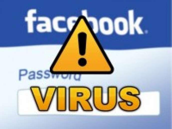 """""""Facebook""""da sürətlə virus yayılır"""