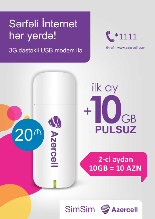 10GB - 10AZN
