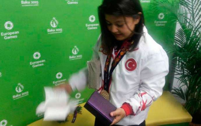 """""""Bakı-2015""""də qalib idmançılara nə hədiyyə olunur"""