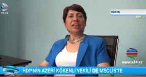 Azərbaycanlıların Türkiyə məclisində kürd təmsilçisi – VİDEO