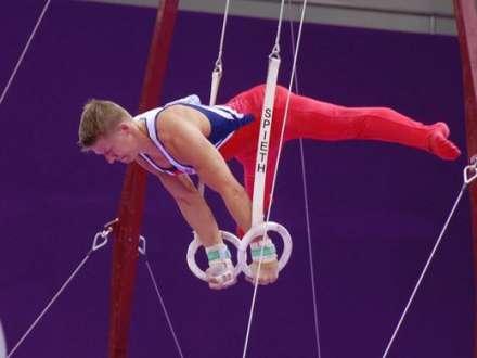 I Avropa Oyunlarında gimnastika yarışları keçirilir - CANLI YAYIM