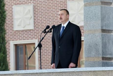 """İlham Əliyev: """"Rədd olsunlar!"""""""