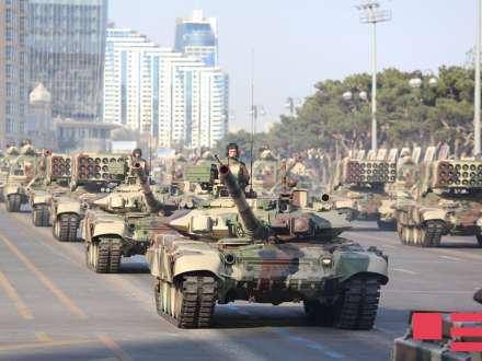 Bu gün Azərbaycan Ordusunun yaranmasının 97-ci ildönümüdür