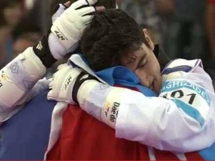 Taekvondoçu Ayxan Tağızadə Azərbaycana 11-ci qızıl medalı qazandırdı