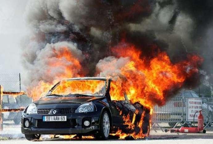 Bakıda avtomobilləri qəsdən yandıran kriminal avtoritet tutulub