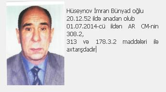 Azərbaycanda daha bir tikinti şirkətinin rəhbəri barəsində axtarış elan olunub