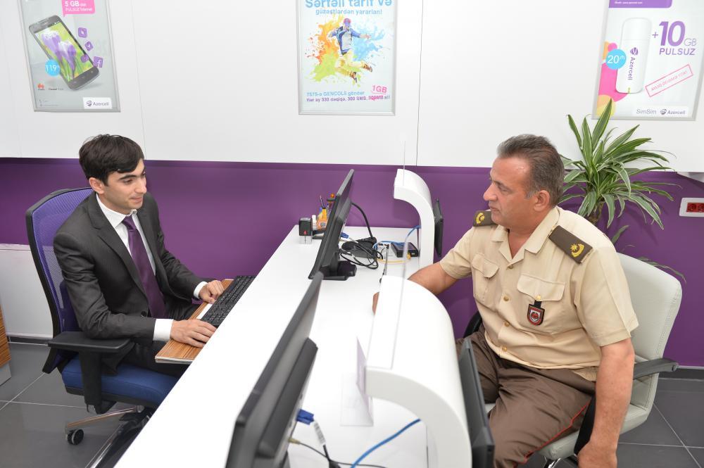 Azercell regionlarda Ekspres ofislərinin sayını artırır
