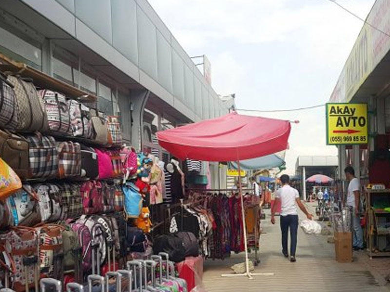 """""""Sədərək"""" bazarından gülməli açıqlama..."""