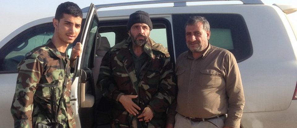 İŞİD tərəfindən ürəyi çıxarılan generalın möcüzəvi xilası -FOTO-VİDEO 18+