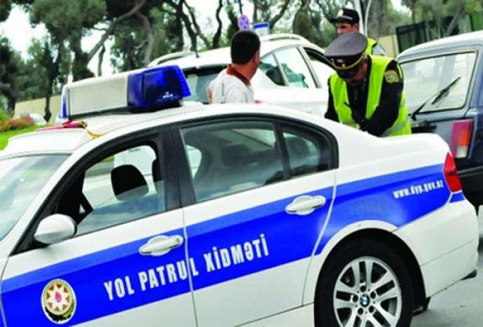 Sürücü polisi daşladı