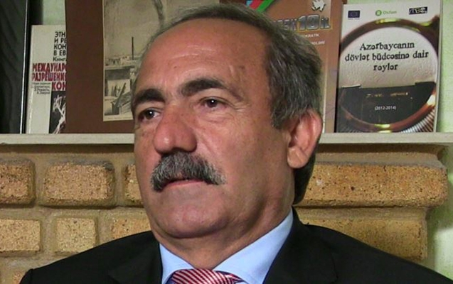"""Əjdər Tağızadə: """"Sabir Rüstəmxanlı DAK-a ayrılan pulları mənimsəyir"""""""