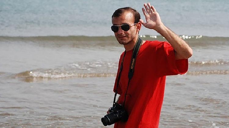Jurnalist Rasim Əliyev fotolarda