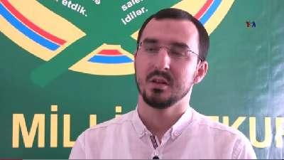 """T.Bağırzadə: Azərbaycan həbsxanaları """"beyni mərkəzinə"""" çevrilir"""