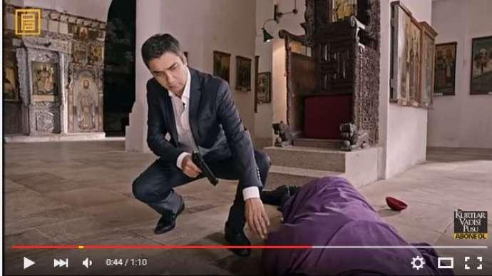 """""""Kurtlar Vadisi Pusu""""nun yeni bölümündən VİDEO"""