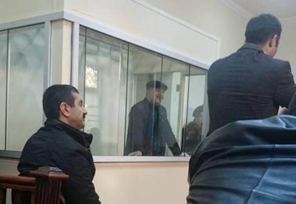"""""""Qara qüvvələrin sifarişilə həbs olunmuşam"""""""